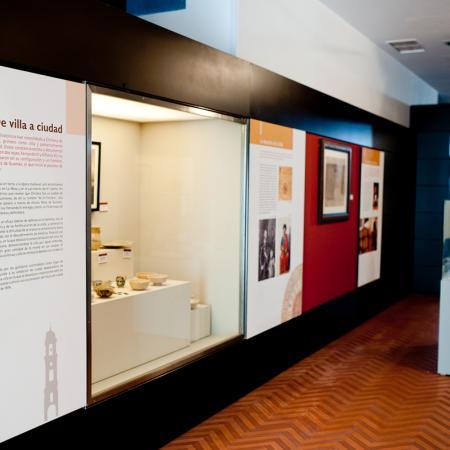 Detalle de la sala: Edad Media